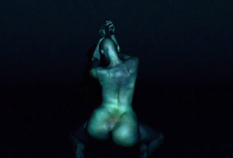 "Arca ""Thievery"" (NSFW video)"