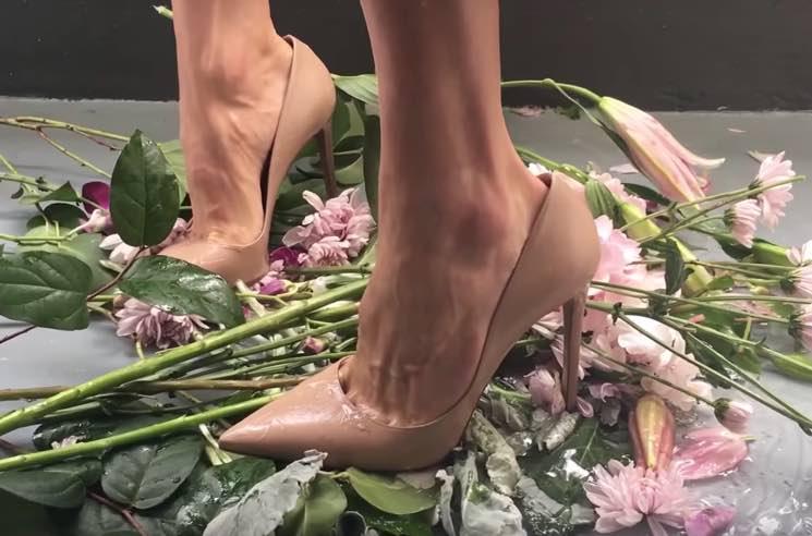 Arca 'Fetiche' (video)