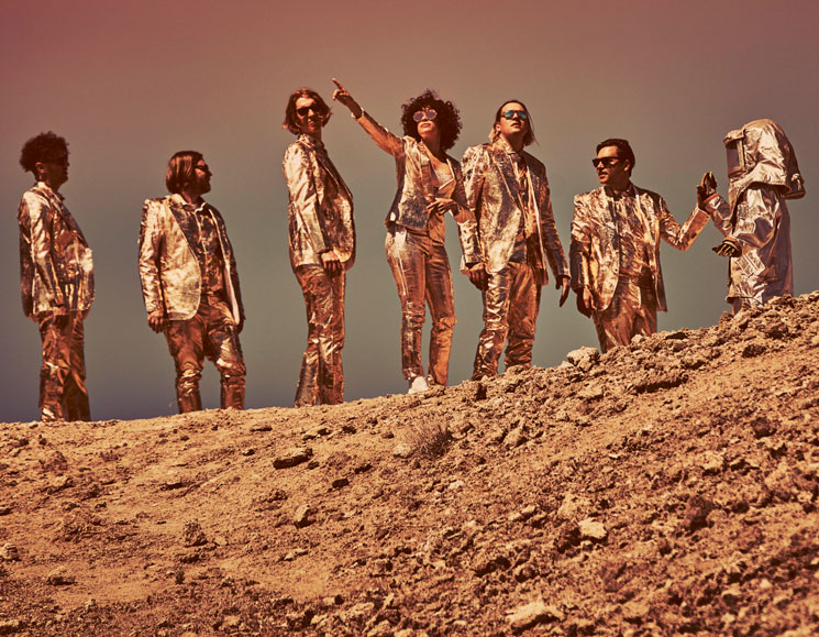 Arcade Fire End Ridiculous 'Everything Now' Marketing Campaign and Apologize to Fans