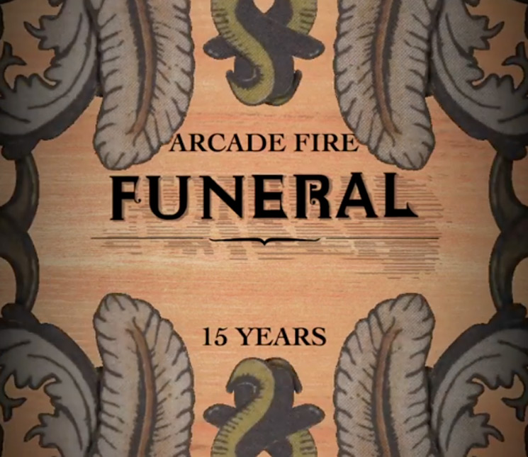 Arcade Fire Reveal 'Funeral' 15th Anniversary Celebrations