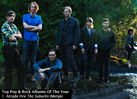 Pop & Rock: Year in Review 2010
