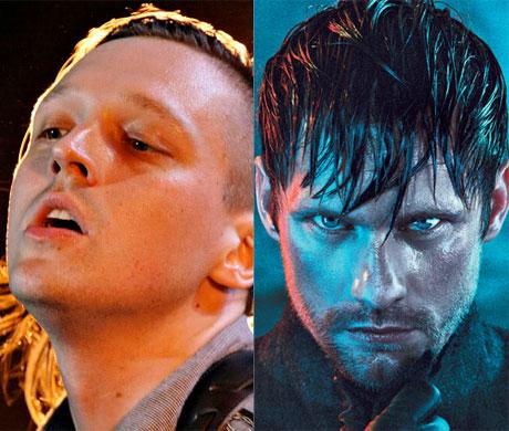 WTF: Arcade Fire's Win Butler Interviews 'True Blood' Star Alexander Skarsgård