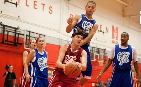 Members of Arcade Fire and the Strokes Team Up for Charity Basketball Game at Pop Montreal