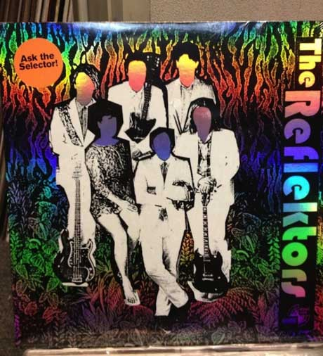 "Arcade Fire's ""Reflektor"" Artwork Leaks"