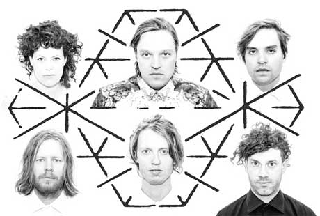 "Arcade Fire ""Games Without Frontiers"" (Peter Gabriel cover)"