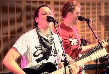 Arcade Fire Triple J Live Session (video)