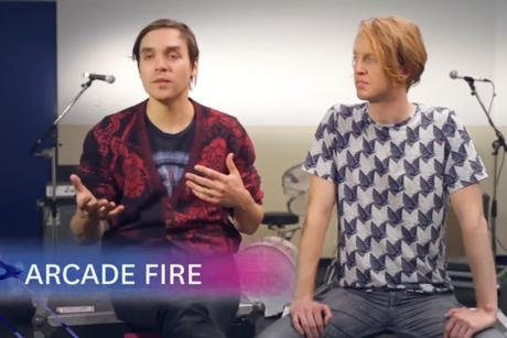 Arcade Fire 'Reflektor (Vevo Tour Exposed)' (tour documentary)