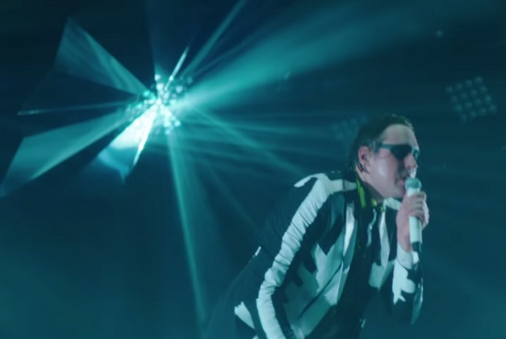 """Arcade Fire """"Afterlife"""" ('The Reflektor Tapes' teaser)"""