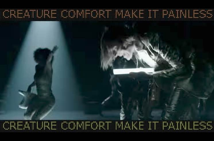 "Arcade Fire Unveil ""Creature Comfort"" Video"