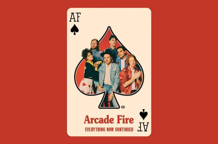 "Arcade Fire Expand ""Everything Now Continued Tour,"" Add Toronto Date"
