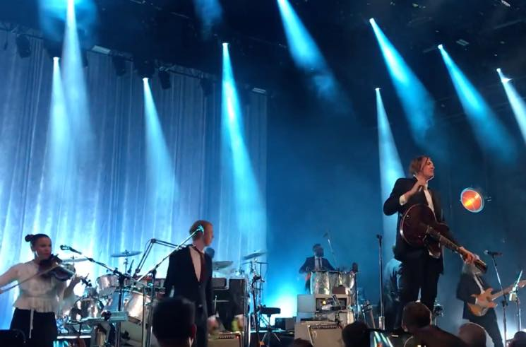 ​Arcade Fire Performed Debut Album 'Funeral' in Its Entirety for the First Time Last Night