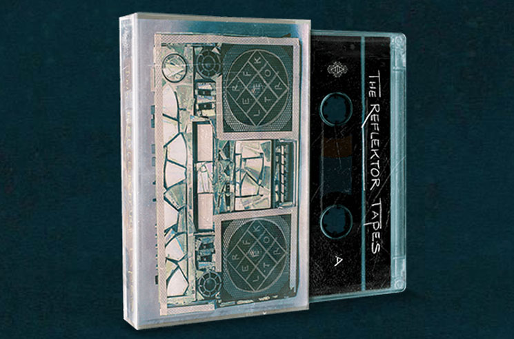 Arcade Fire Detail Deluxe Edition of 'Reflektor' and Bonus Cassette
