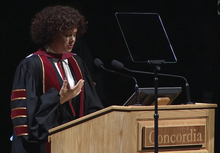 Arcade Fire's Régine Chassagne Receives Honorary Doctorate from Concordia University