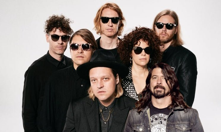 Listen to Foo Fighters Cover Arcade Fire on New EP