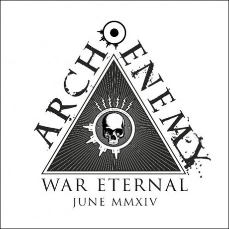 Arch Enemy Return with 'War Eternal'