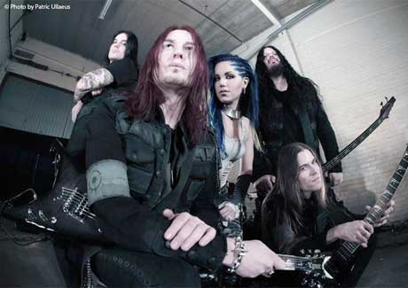 Arch Enemy Enlist New Singer Alissa White-Gluz for 'War Eternal'