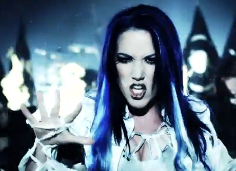 "Arch Enemy ""War Eternal"" (video)"