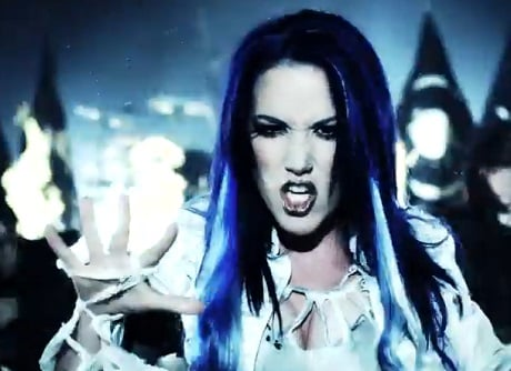 Arch Enemy 'War Eternal' (video)
