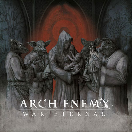 Arch Enemy Detail 'War Eternal'