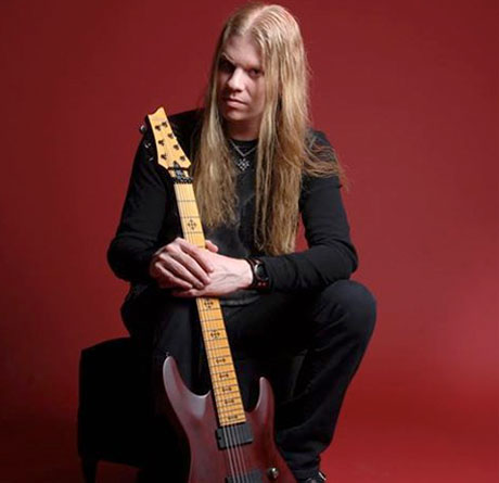 Ex-Nevermore Guitarist Jeff Loomis Joins Arch Enemy
