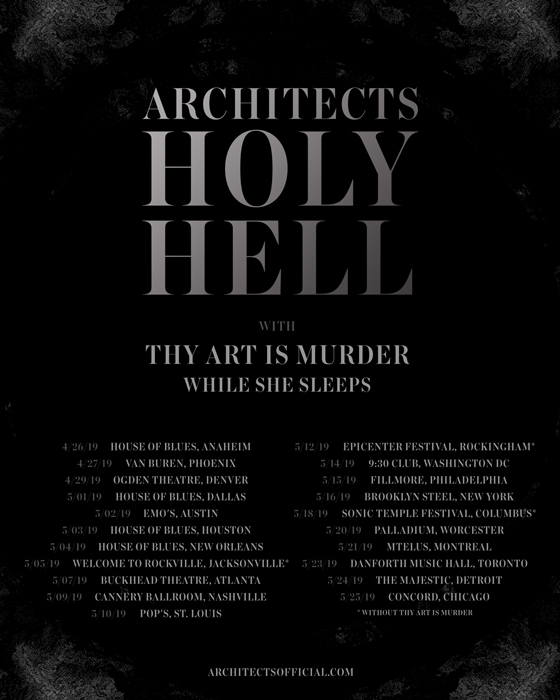 Architects Map Out North American Tour