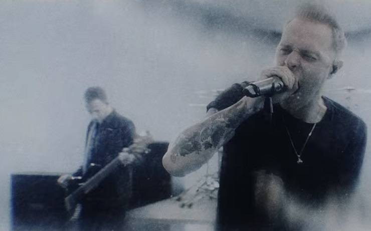 Architects 'Gone with the Wind' (video)