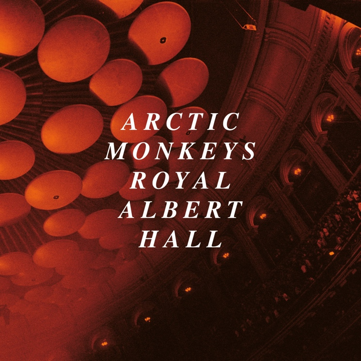 Arctic Monkeys Announce 'Live at the Royal Albert Hall' Album