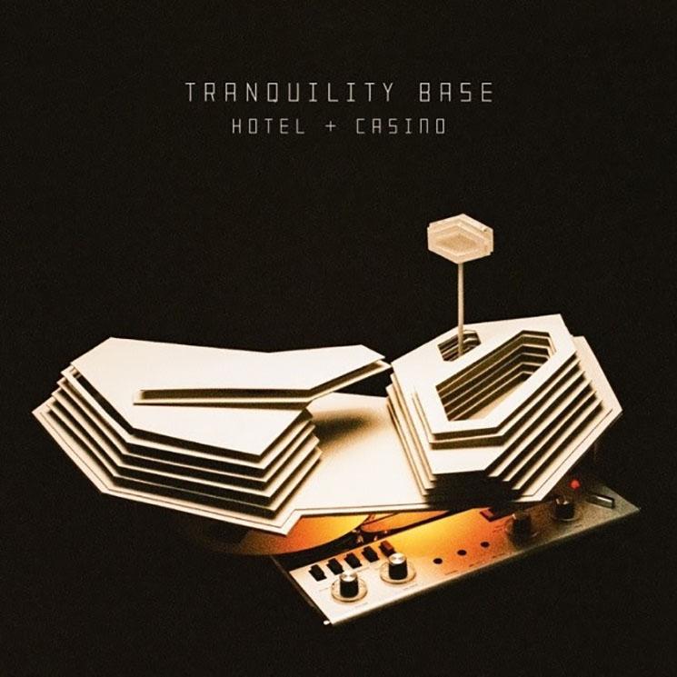 Arctic Monkeys 'Tranquility Base Hotel & Casino' (album stream)