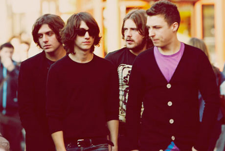 Arctic Monkeys Return for North American Tour