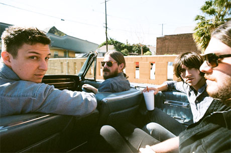 Arctic Monkeys Announce New LP