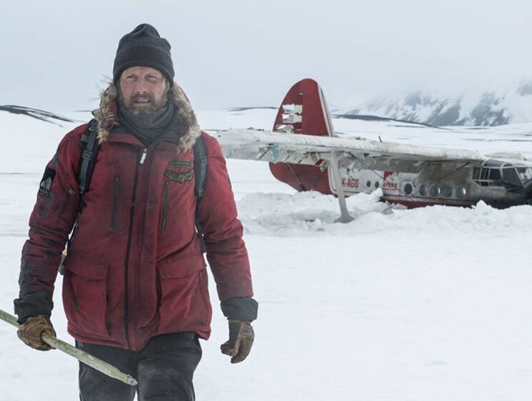'Arctic' Won't Soothe Winter Anxiety, but We Can Keep Mads Mikkelsen Company Directed by Joe Penna