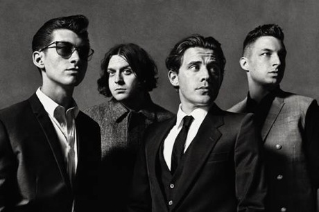 "Arctic Monkeys ""Stop the World I Wanna Get Off with You"""