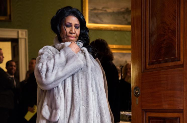 ​Aretha Franklin Wants to Retire This Year (But She's Still Working on a New Album with Stevie Wonder)