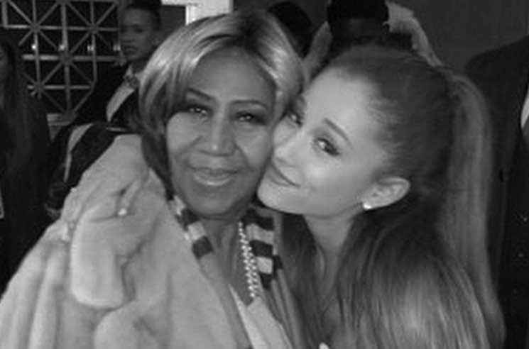 ​Ariana Grande Will Perform at Aretha Franklin's Funeral