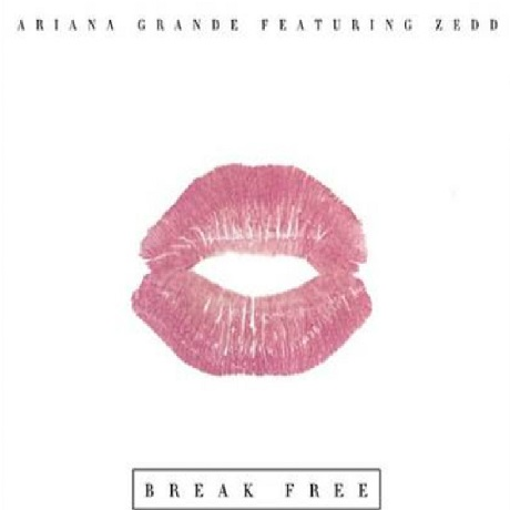 "Ariana Grande ""Break Free"" (ft. Zedd)"