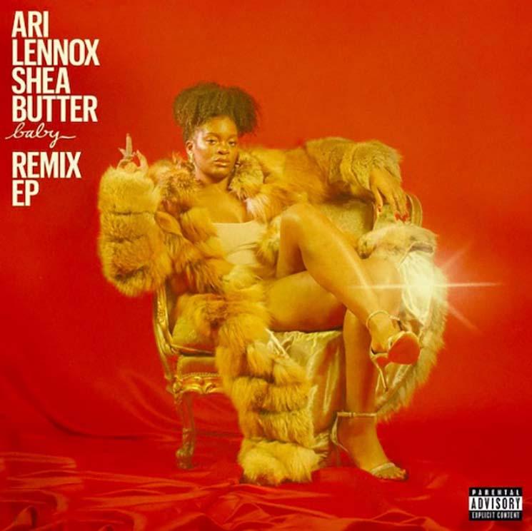 Ari Lennox / Various Shea Butter Baby Remix EP