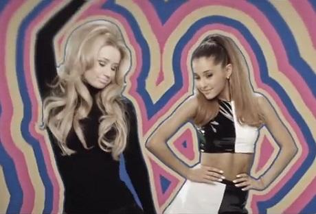 "Ariana Grande ""Problem"" (ft. Iggy Azalea) (video)"