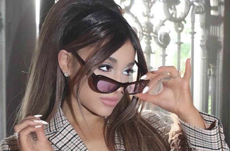 """Ariana Grande Drops New Track """"Boyfriend"""""""