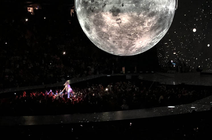 Ariana Grande Scotiabank Arena, Toronto ON, April 3