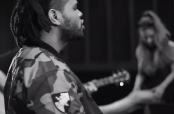 "Ariana Grande ""Love Me Harder"" (ft. the Weeknd) (acoustic video)"