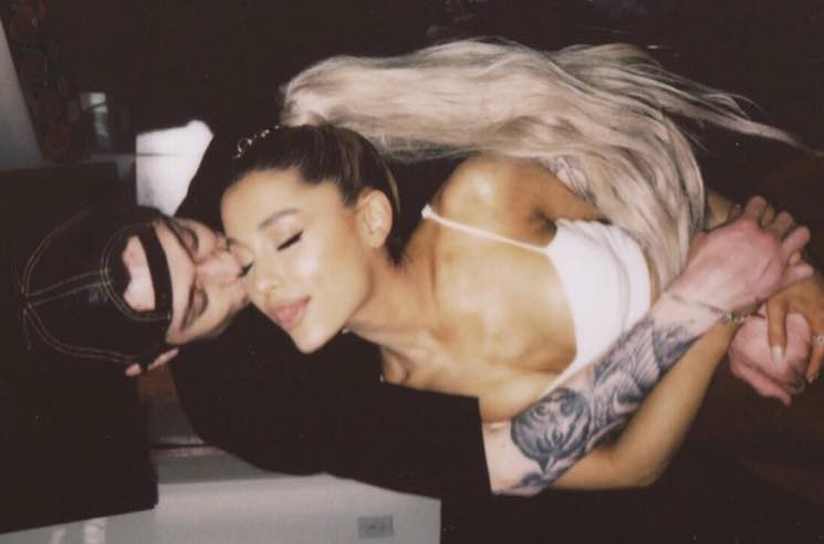 Ariana Grande and Pete Davidson Are Engaged and Twitter Can't Deal