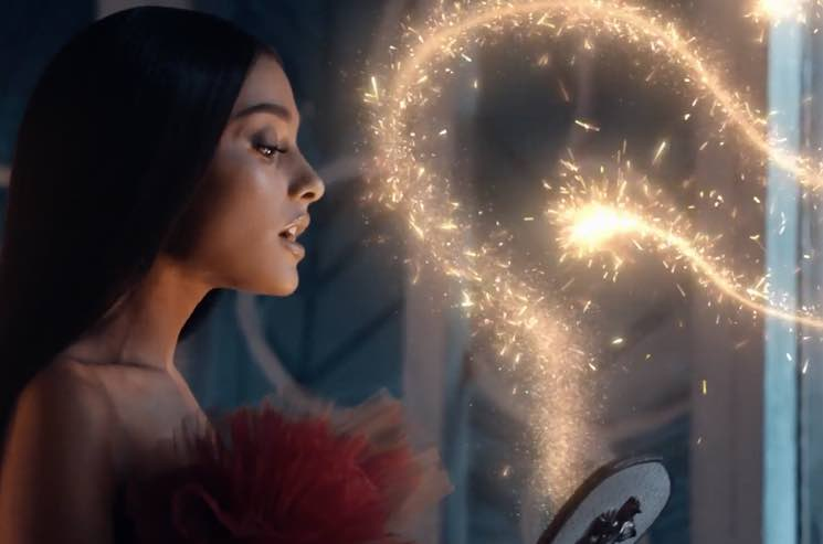 "Watch Ariana Grande and John Legend's Enchanting ""Beauty and the Beast"" Video"