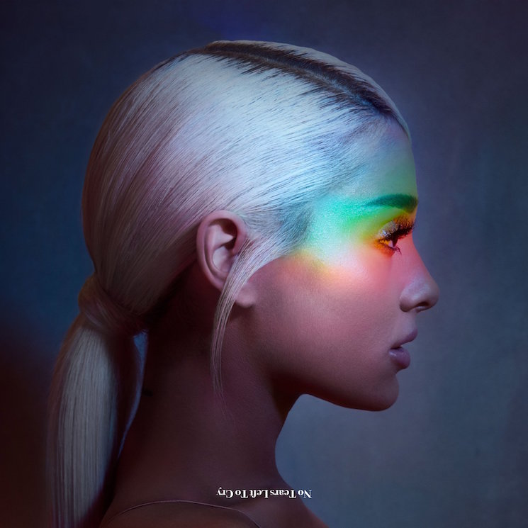 "Ariana Grande Returns with ""No Tears Left to Cry"""