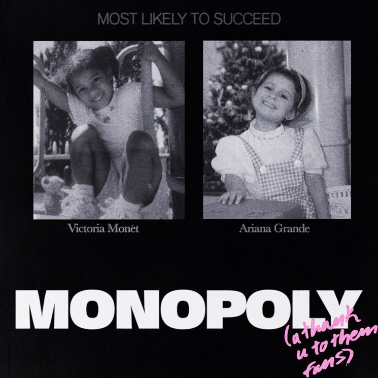 "​Ariana Grande Shares New Single ""Monopoly"""