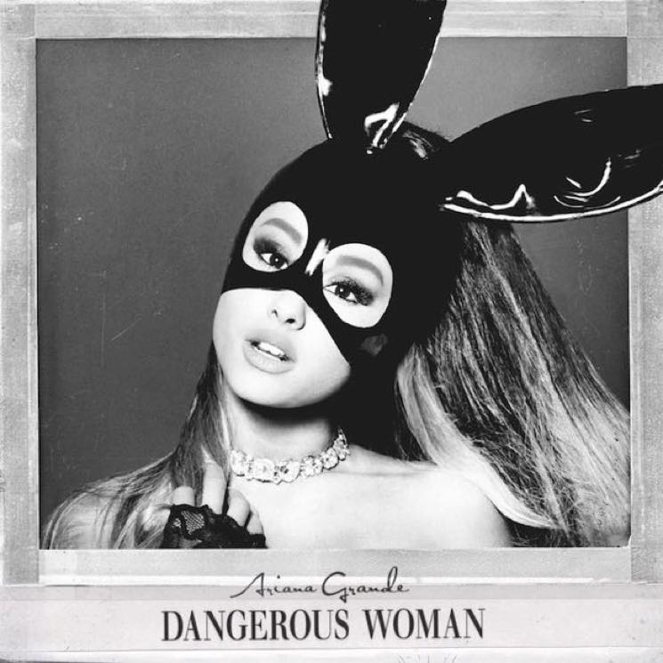 "Ariana Grande ""Let Me Love You"" (ft. Lil Wayne)"
