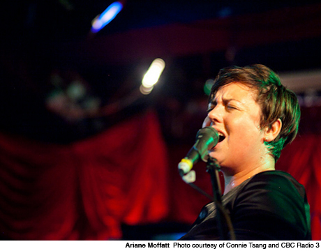 Ariane Moffatt El Mocambo, Toronto ON March 22