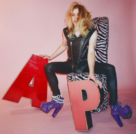 Ariel Pink Hits Canada on North American Winter Tour, Shares New Track