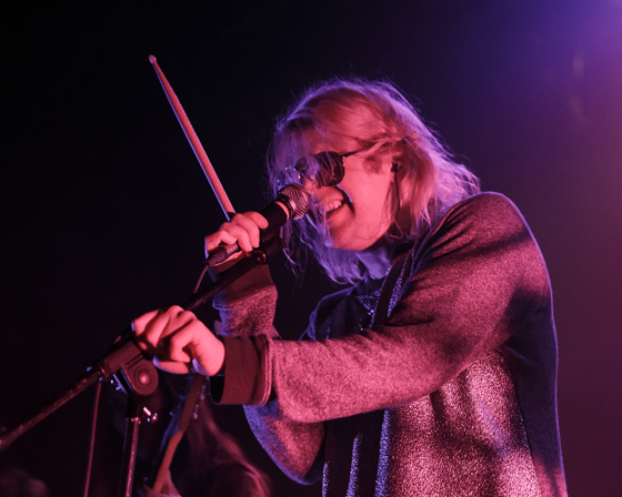 ​Ariel Pink Apologizes for 'Gross' Onstage Antics