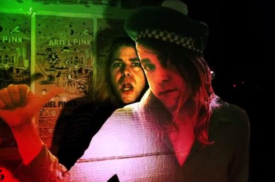 """Ariel Pink """"Jell-O"""" (video)"""