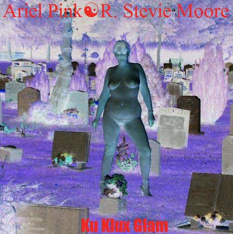 Ariel Pink and R. Stevie Moore Unveil Limited 'Ku Klux Glam' Cassette